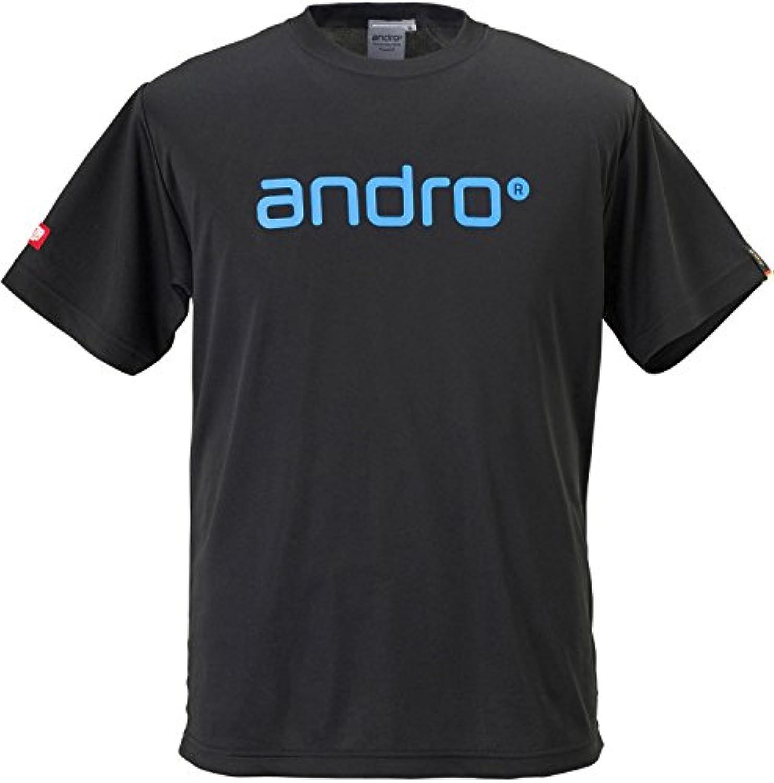 andro(アンドロ) ユニセックス 卓球 ウェア ゲームシャツ アンドロナパティーシャツIV