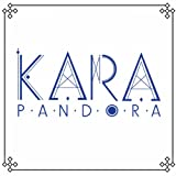 KARA 5th mini album PANDORA