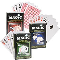 MAGIC DECK OF CARDS, style may vary among shown by Greenbrier International Inc [並行輸入品]