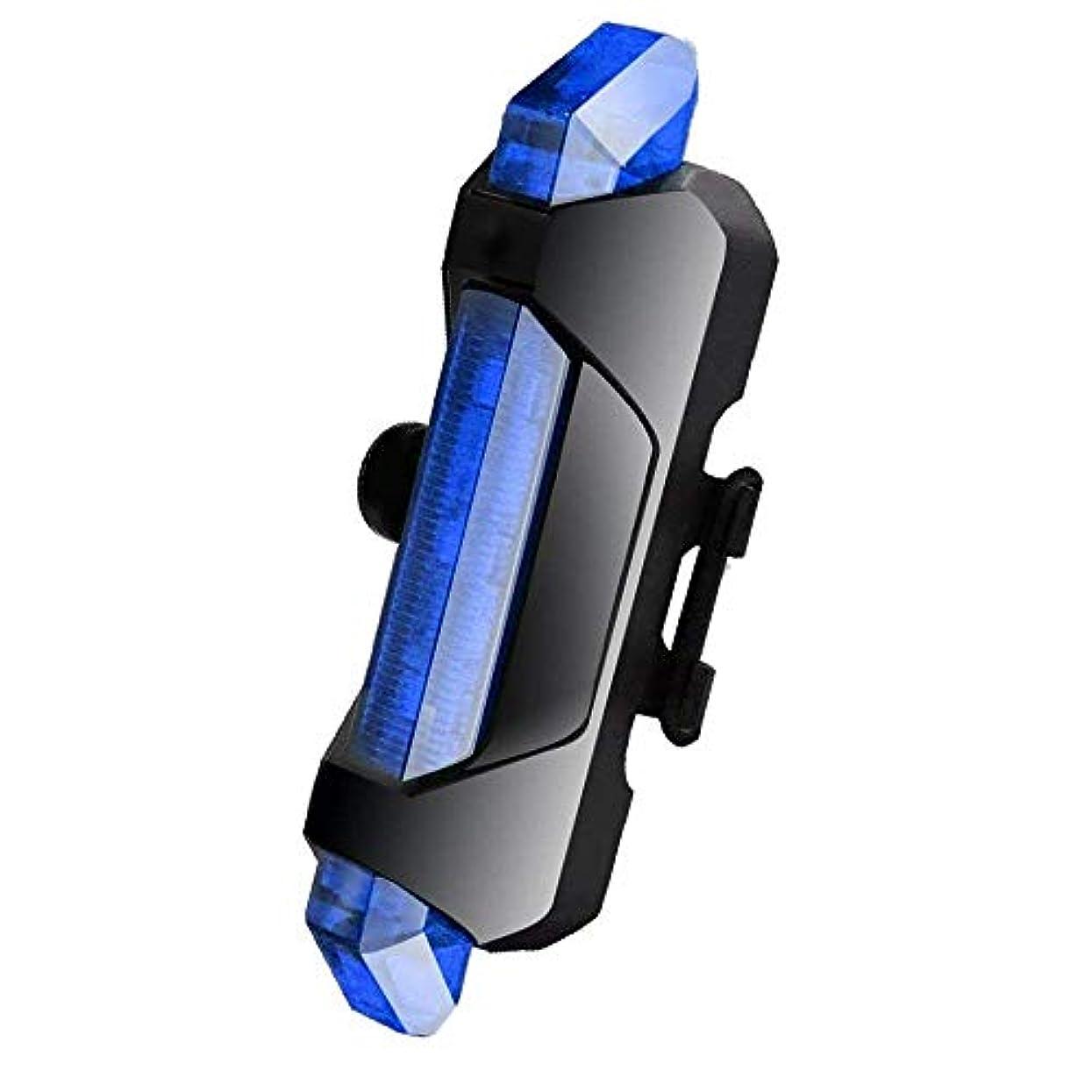誇張する億エントリBesthomelife 自転車 セーフティーライト usb充電式 高輝度ledテールライト 4点灯モード 防水 夜間走行の視認性をアピール
