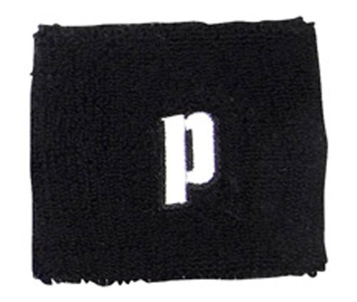 [プリンス] テニスウェア リストバンド(1個入り) PK475 [ユニセックス] ブラック (165) 日本 フリーサイズ (Free サイズ)