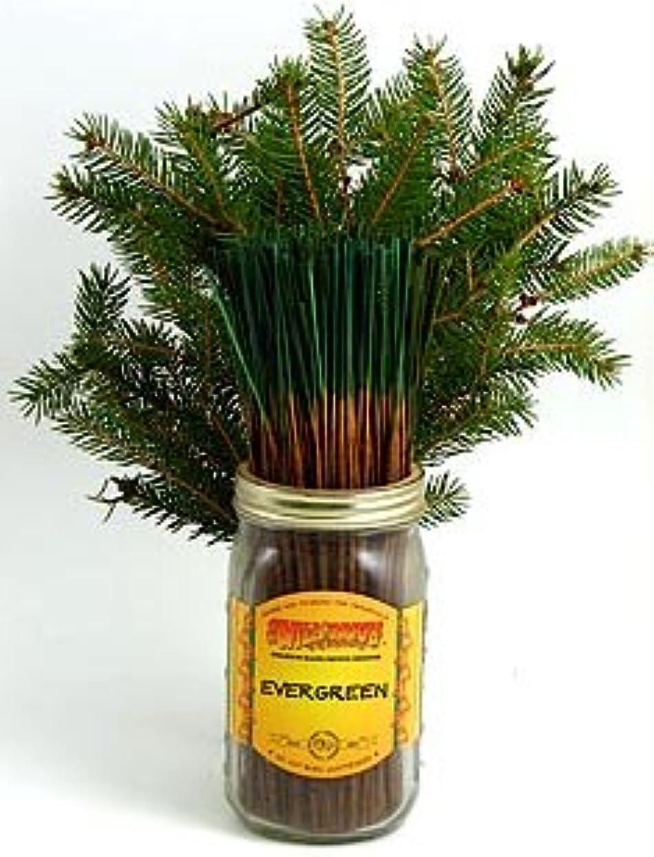 広がり蓋報復Evergreen – 100ワイルドベリーIncense Sticks