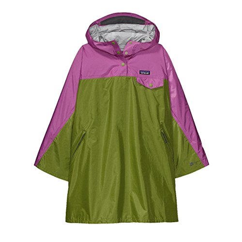(パタゴニア)patagonia W's Torrentshell Poncho 27045 SPYG Supply Green//Green XS