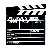 【 カチンコ 】 映画撮影用 ハリウッド カチンコ 黒板式