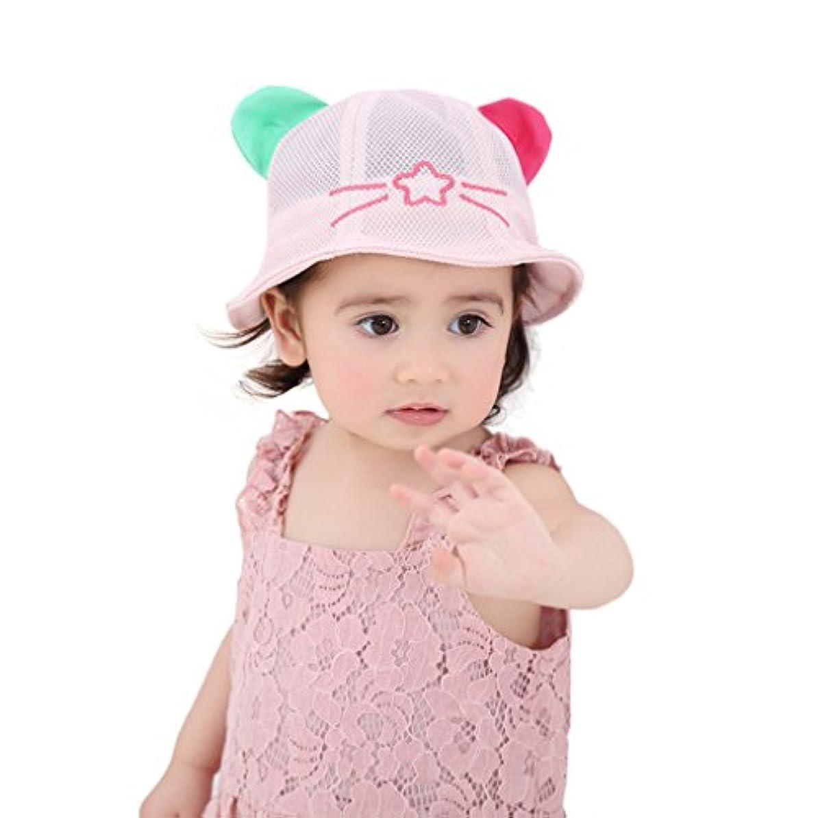 ハット キッズ キャップ 赤ちゃん 帽子 日よけ帽 子供用 つば広 折りたたみ 調節可能 春 夏 遮光 おおきいサイズ おしゃれ 可愛い シンプル 紫外線対策 日焼け止め 登山 旅行 野球帽 コットン アウトドア プレゼント