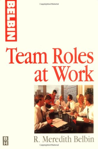 Download Team Roles at Work 0750626755