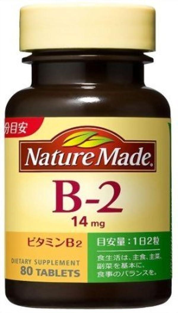 スケジュール浸食思い出す大塚製薬 ネイチャーメイドビタミンB2 80粒×2 907