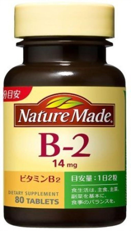 悲惨な叱るスケジュール大塚製薬 ネイチャーメイドビタミンB2 80粒×2 907