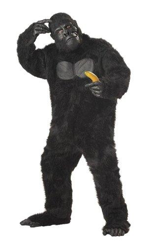 ハロウィン ゴリラ Gorilla コスチューム 男女共用 180cm