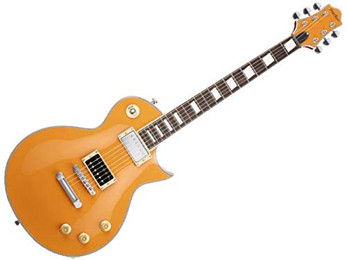 GrassRoots G-レオン Orange 04 Limited Sazabys HIROKAZ Signature Model エレキギター