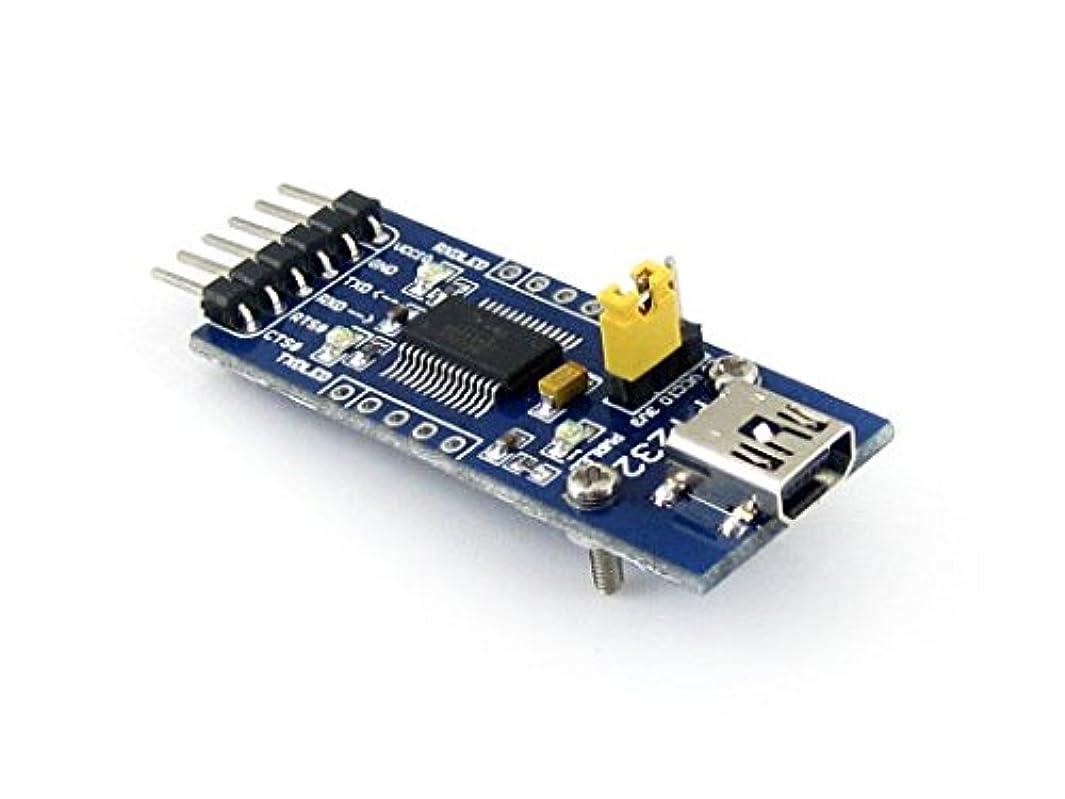 含めるロケーション宿るLotus FT232 USB UARTボード(ミニ) USBからUARTソリューション USBミニコネクタ付き Mac Linux Android Wince Windows 7/8/8.1/10 3電源モード 3.3V-5V