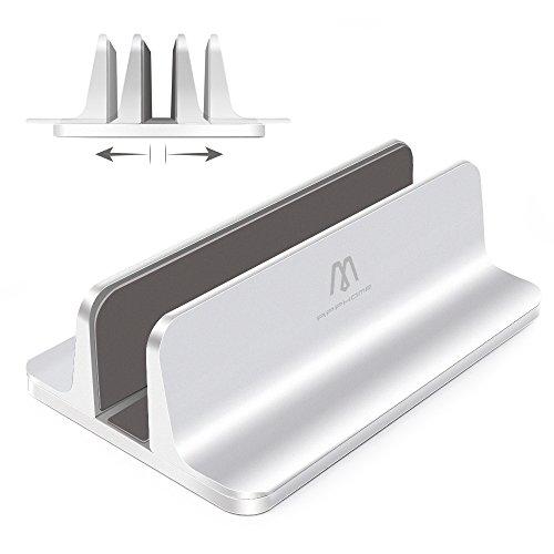 Apphome ノートパソコン・タブレット縦置きスタンド MacBook/iPad/ノートパソコン/