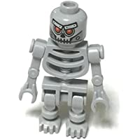 LEGOブロック?純正パーツ?ミニフィグ>skeleton ロボ?スケルトン 【並行輸入品】