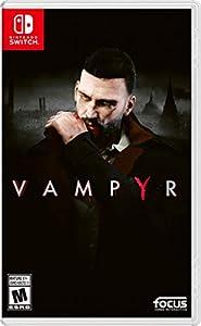 Vampyr (輸入版:北米) – Switch