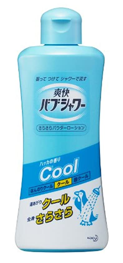 誇大妄想花火オーバードロー爽快バブシャワークール ハッカの香り 250ml