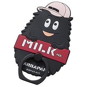 [ミルクフェド] スマホリング MILKFED×BARBAPAPA SMART PHONE RING 03174041 BLACK 10