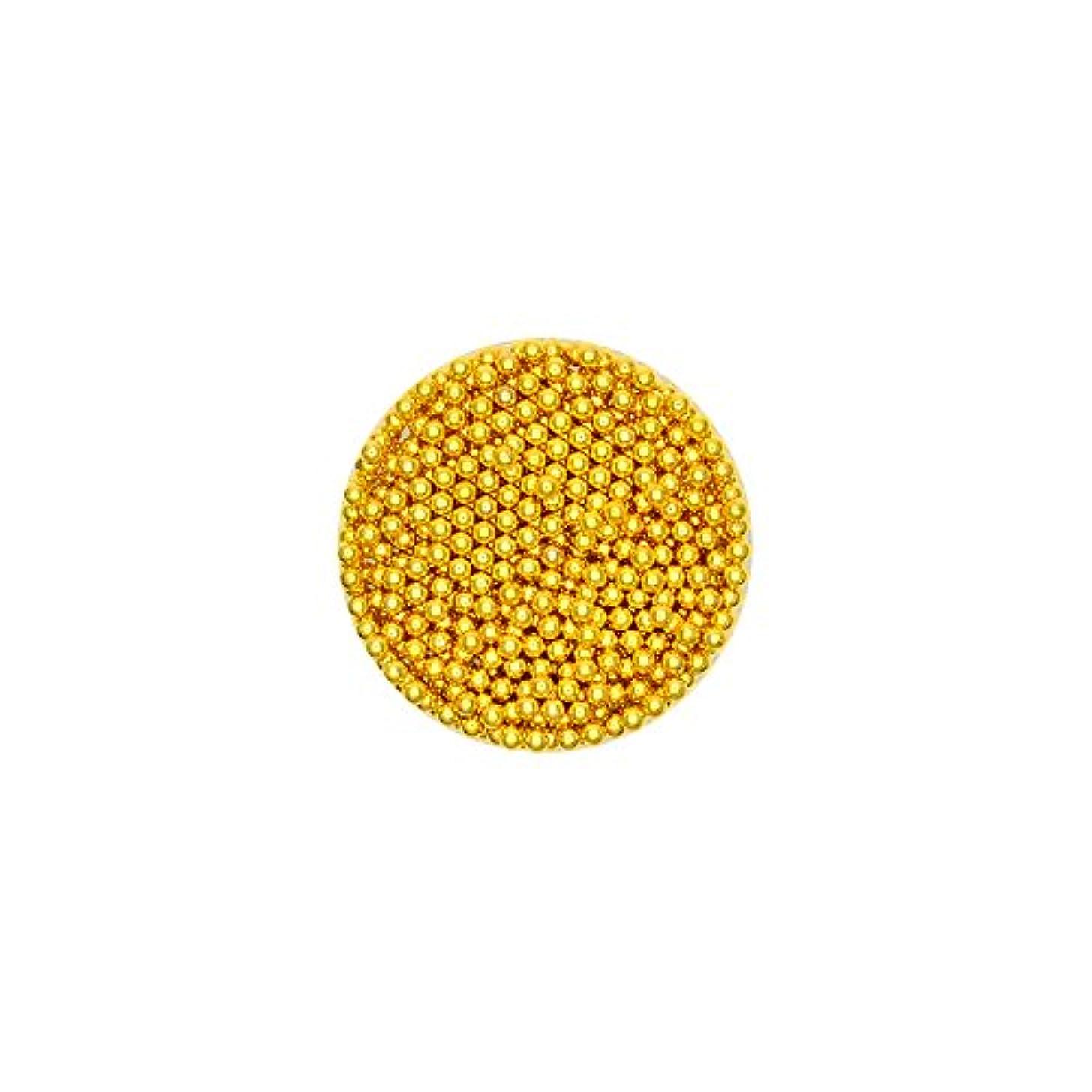 花怒って半球メタルブリオン 【1.2mm / ゴールド】