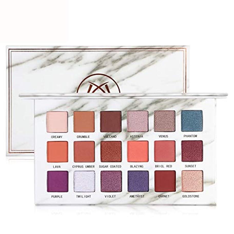 インポート小康マニフェストMAGEFYメイクアイシャドウアイシャドウパレット化粧品セットアイシャドウ18色