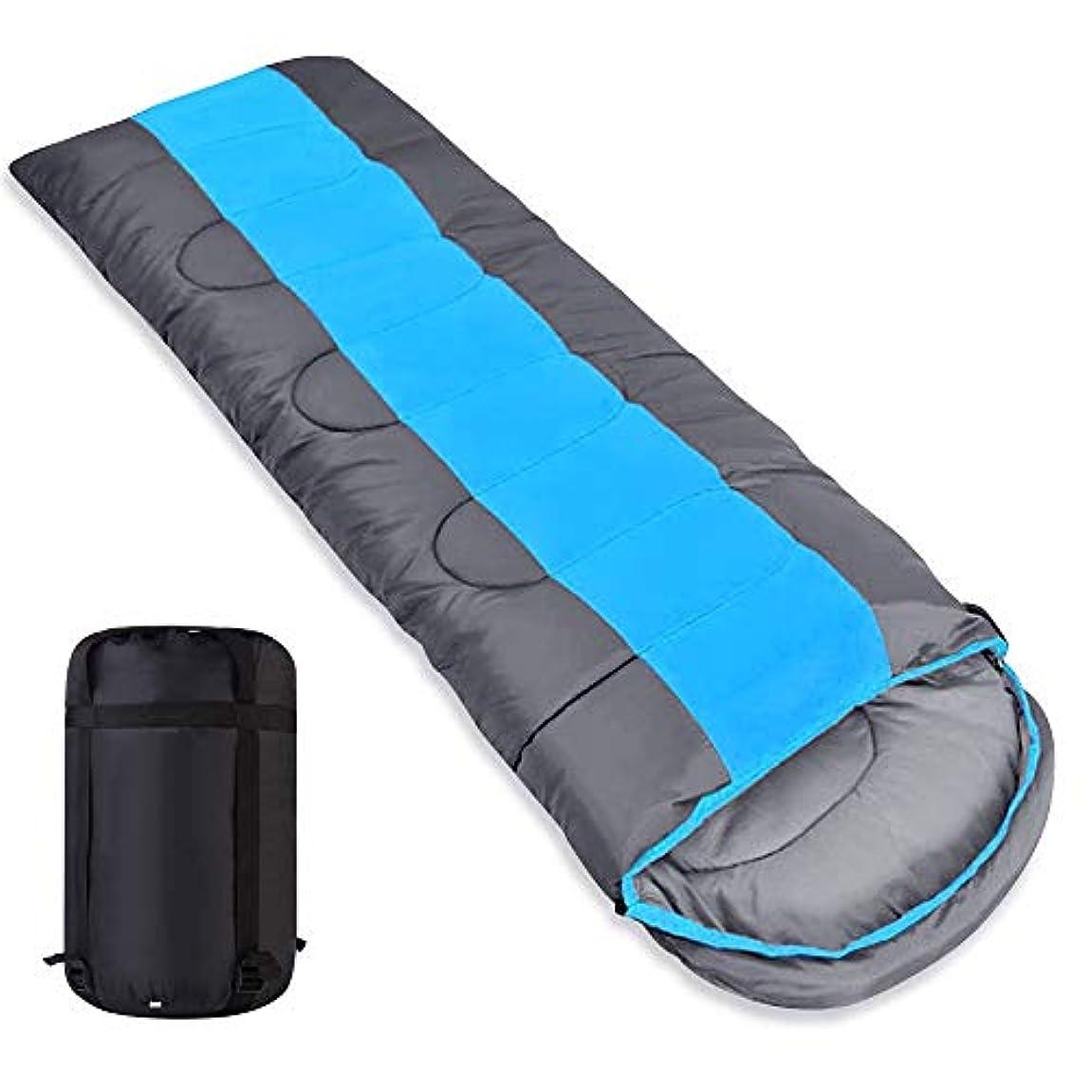 テキスト言い換えると注文ANBURT 寝袋 封筒型 コンパクト 防水 キャンプ 登山 車中泊 アウトドア 自宅 スリープバック 丸洗い 収納袋付き