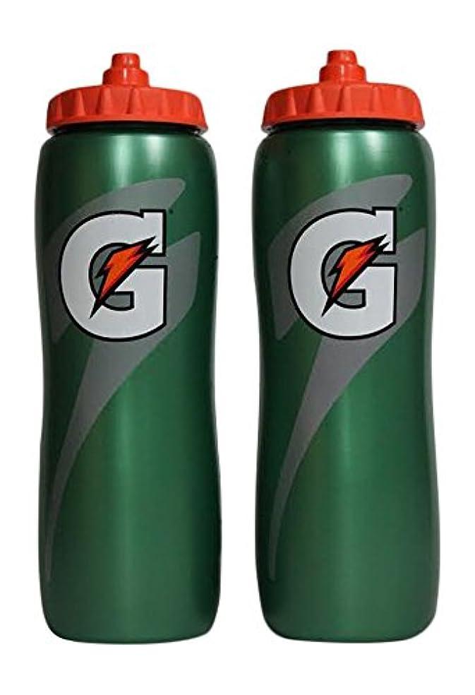 欲望全く挽くGatorade Squeeze Water Sports Bottle 32oz by Gatorade