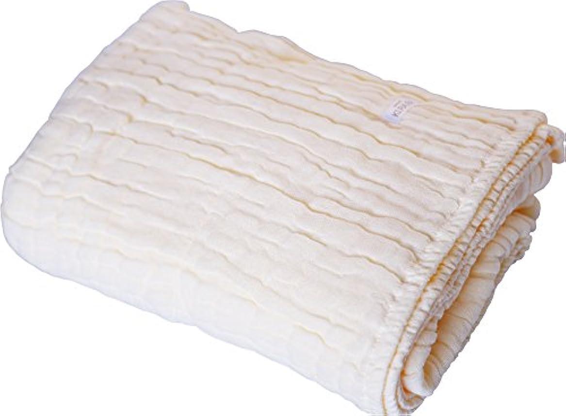 タクトジェム熱帯の成願 ボディタオル クリーム 約80×140cm sweet KI.RA.RA フワリー 真珠の煌き SKFP-500 CR