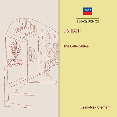 [画像:Bach: Cello Suites]
