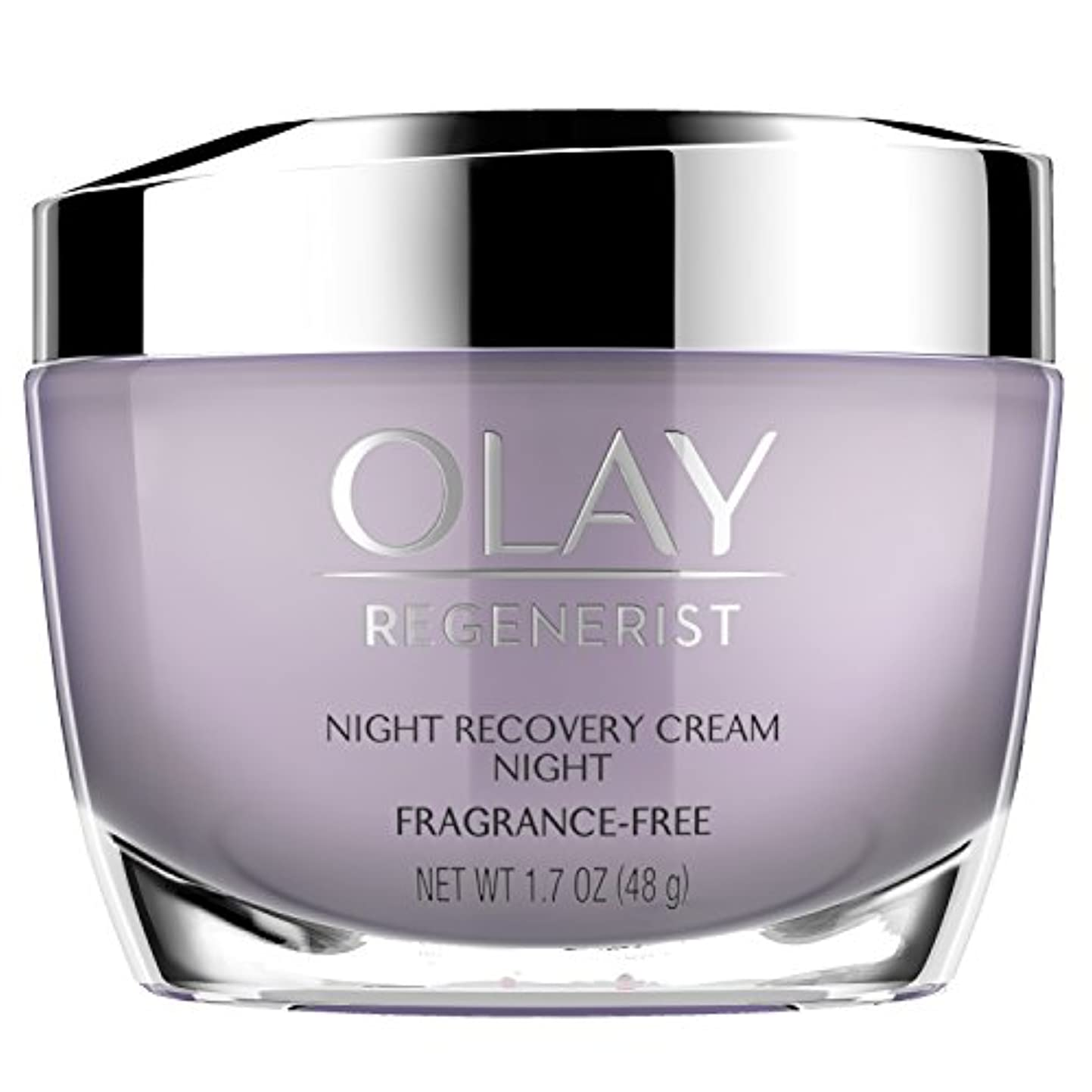 天のキャラバン発明するOlay Regenerist Night Recovery Night Cream Face Moisturizer 1.7 oz