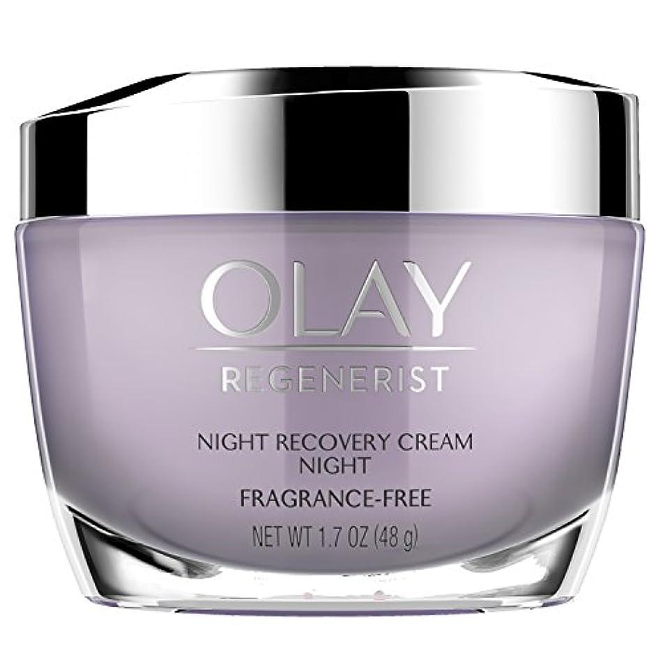 礼儀見えるそこOlay Regenerist Night Recovery Night Cream Face Moisturizer 1.7 oz