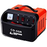 NEW ROSSMARK 2IN1 Car Battery Charger Jump Starter 12V 24V 40A ATV Boat Tractor