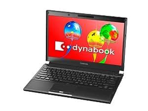 TOSHIBA dynabook R731/38C スリムコンパクトノートPC Windows7Professional搭載 13.3型ワイド PR73138CRJB