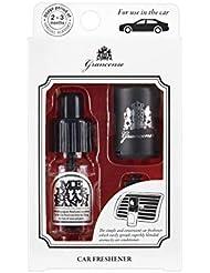 グランセンス カーフレッシュナー メディテレーニアン 10mL (車用芳香剤 カーディフューザー 2-3ヶ月 日本製)