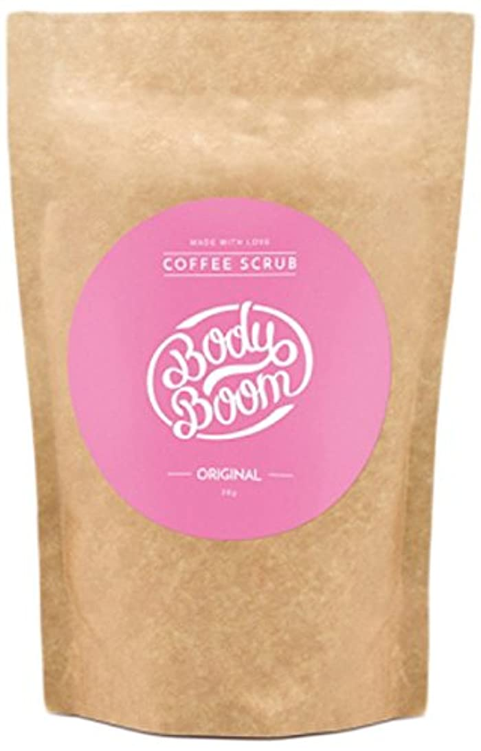 カレッジドライに負けるコーヒースクラブ Body Boom ボディブーム オリジナル 30g