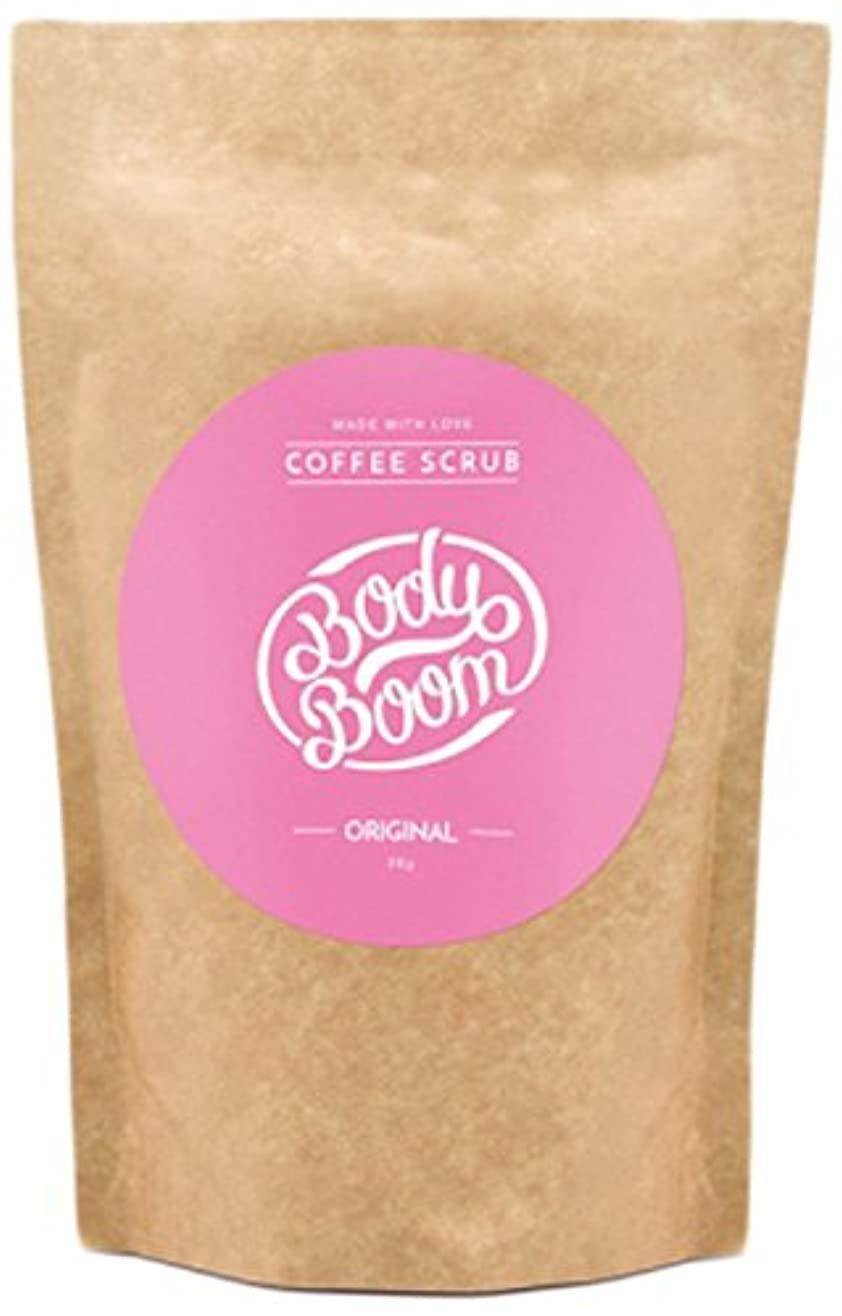 休暇考える強制的コーヒースクラブ Body Boom ボディブーム オリジナル 30g