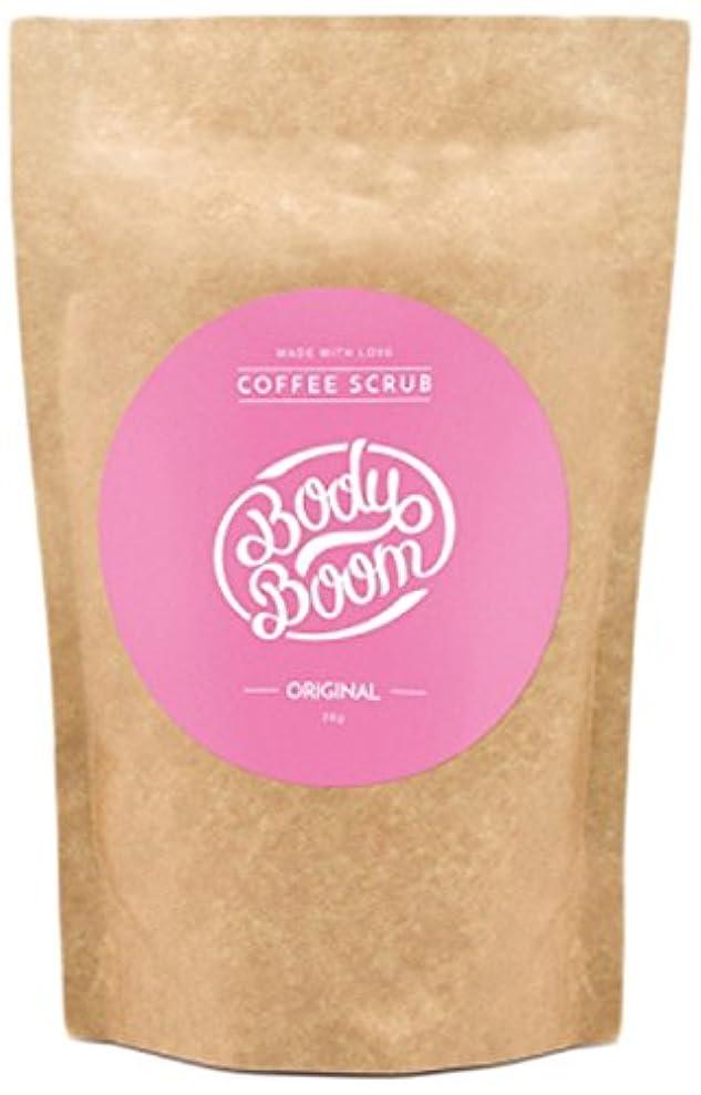 新着美容師クラスコーヒースクラブ Body Boom ボディブーム オリジナル 30g