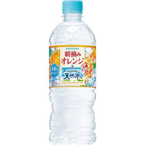 【ケース販売】サントリー 朝摘みオレンジ&南アルプスの天然水...