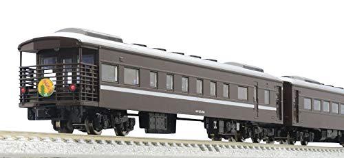 TOMIX Nゲージ 35 4000系客車 SLやまぐち号 ...