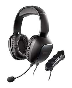 【Xbox対応】 Sound Blaster ゲーミング ヘッドセットTactic 360 Sigma HS-SBT36-SGM