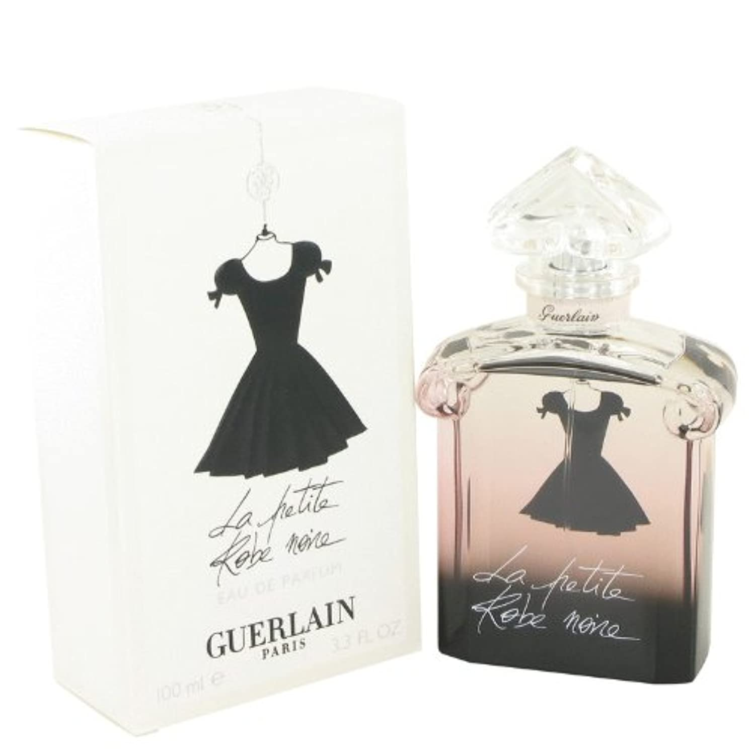 巻き戻すアデレード幼児La Petite Robe Noire (ラ プティ ローブ ノアー) 6.7 oz (200ml) Body Milk by Guerlain for Women