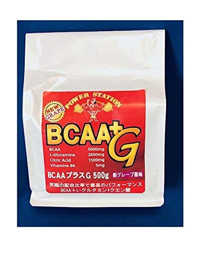 パトロールペック適応パワースティションBCAAグルタミンクエン酸パウダー500g