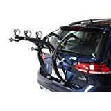 Saris Bones Car Bike Rack, Trunk or Hitch Carrier, Mount 2-4 Bicycles, Multiple Colors