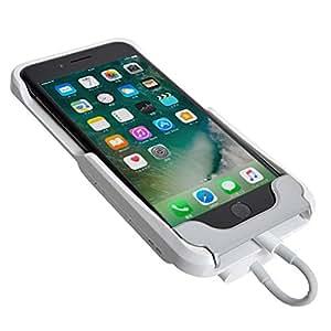 iPhoneケース型モバイルDLPプロジェクター Lightning - Digital AVアダプタ付き IPPRJCT7 ※日本語マニュアル付き 【iPhone 7/6s/6、iPhone 7 Plus/6s Plus/6 Plus対応!】 サンコーレアモノショップ
