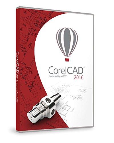 Corel CAD 2016 (Windows/Mac) 2D/3D デザイン ソフトウェア Education アカデミック版 [並行輸入品]