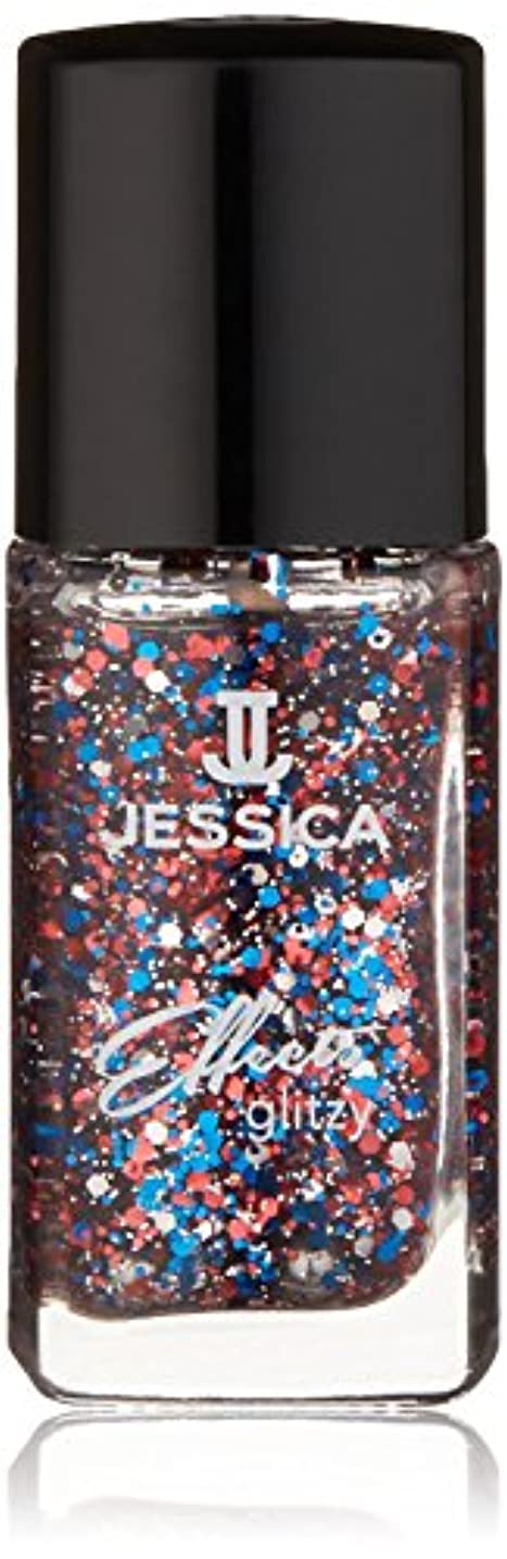 渦中級任命Jessica Effects Nail Lacquer - Star Spangles - 15ml / 0.5oz