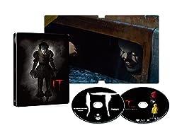 "IT/イット ""それ""が見えたら、終わり。 スチールブック仕様  4K ULTRA HD&2D ブルーレイセット(数量限定生産 2枚組) [Blu-ray]"