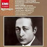 ヴィエニアフスキ:ヴァイオリン協奏曲第2番/ヴュータン:ヴァイオリン協奏曲/サン=サーンス:序奏とロンド・カプリチオーソ/ハバネラ/サラサーテ:ツィゴイネルワイゼン