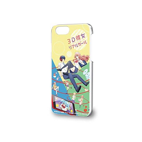 3D彼女 リアルガール 01 筒井光&五十嵐色葉 ハードケース iPhone6/6S/7/8兼用