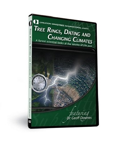 Tree Rings Dating & Changing Climates [DVD]