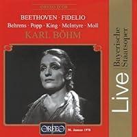 Fidelio by LUDWIG VAN BEETHOVEN (2001-07-05)