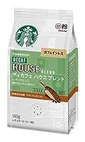 ネスレ日本 スターバックス コーヒー ディカフェ ハウス ブレンド 140g×12袋入