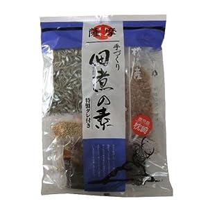小林商店 佃煮の素 (かつお削り節、ごま、いりこ、塩昆布) 190g×5袋